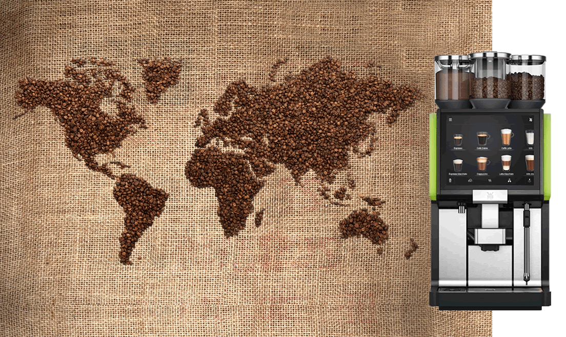wmf world wide coffee beans image